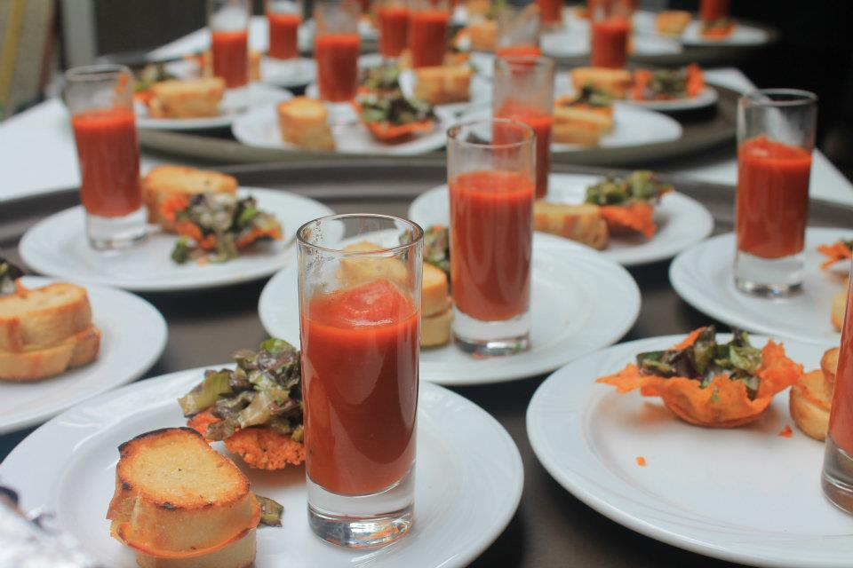 Good Eats 2013 Wedding Food Trends