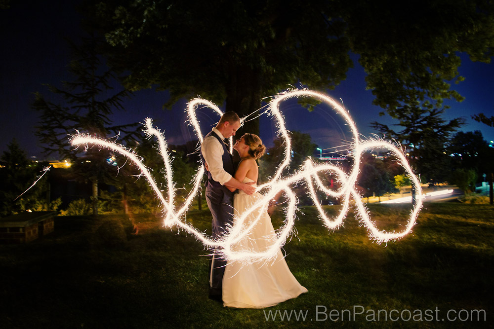 Going Out With A Bang: The Perfect Wedding Send Off